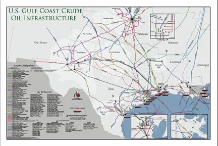Blame It on Texas Pipeline Alternatives Gunning to Provide Permian