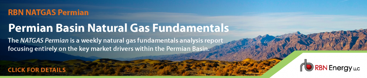 Hell in Texas - A New Drill Down Report on Permian Gas