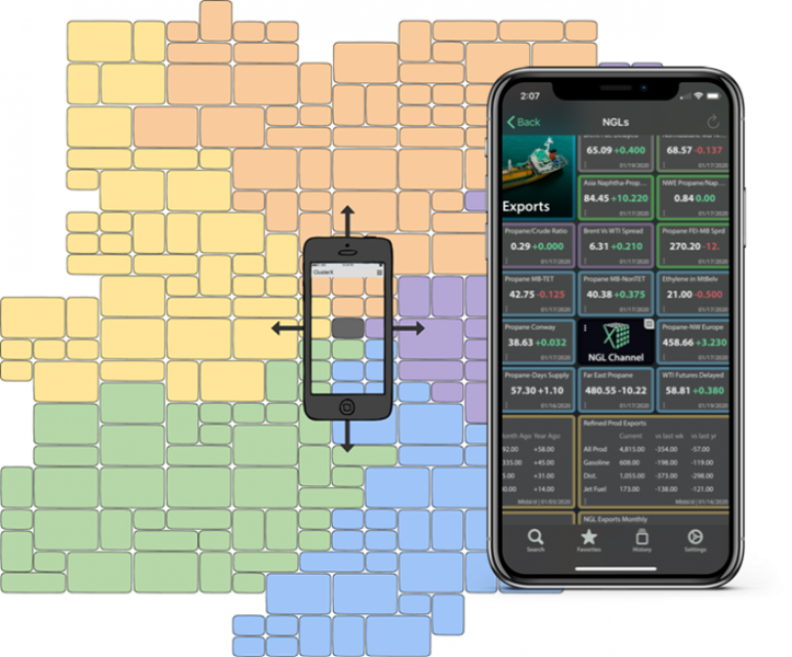 Put It All Together Introducing Rbn S New App For Energy Market Analytics Rbn Energy