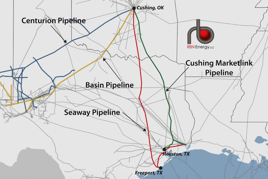 OIL--Problems at Cushing | MLPs Message Board Posts
