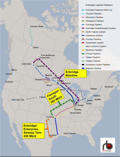 Climateer Investing: Saying No Need For Keystone XL