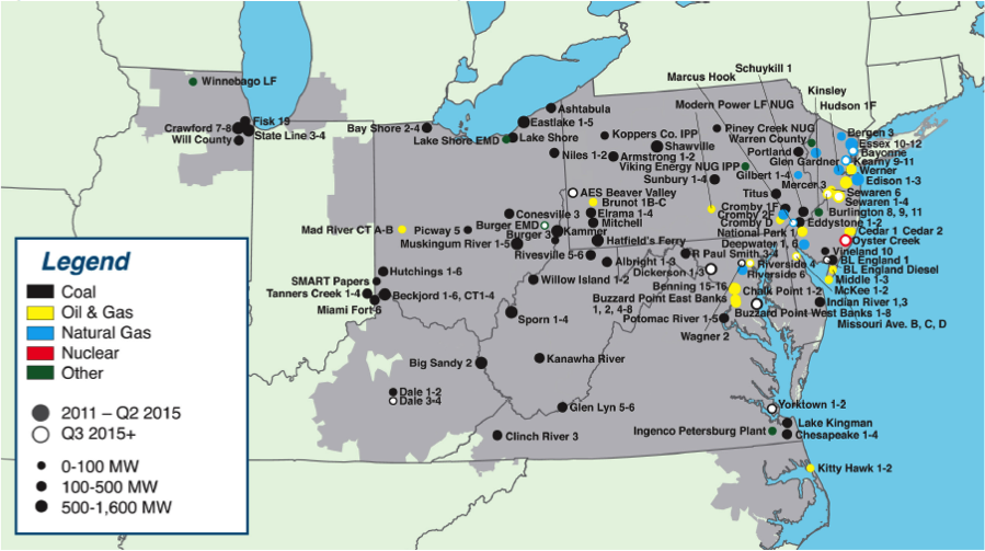 stay with me—boosting the power burn within or near the marcellus and utica  plays | rbn energy  rbn energy