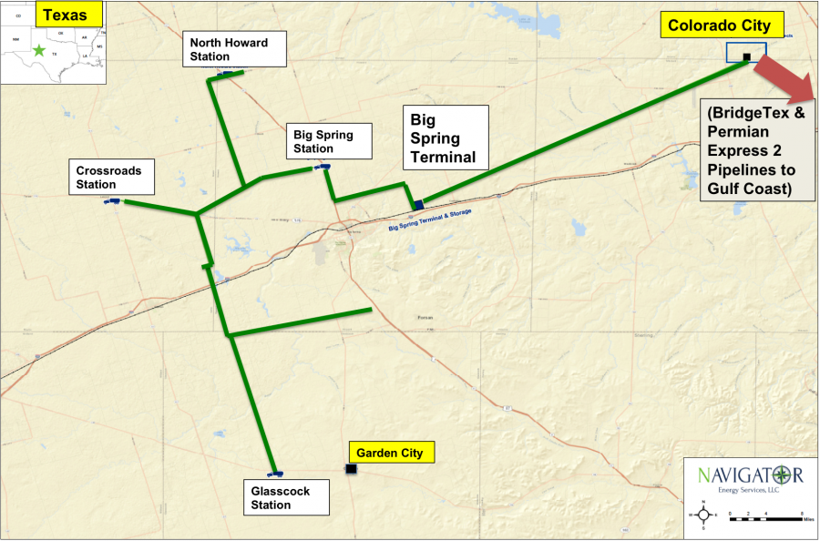 Permian Crude Gathering Systems  MLPs Message Board Posts